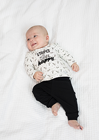 bampirdano, newborn, baby collectie